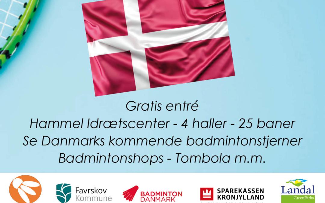 Danmarksmesterskaberne for U17/U19