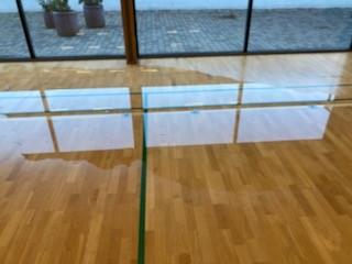 Vandskade i Hal 3 – Træning er flyttet til Søndervang Skolen