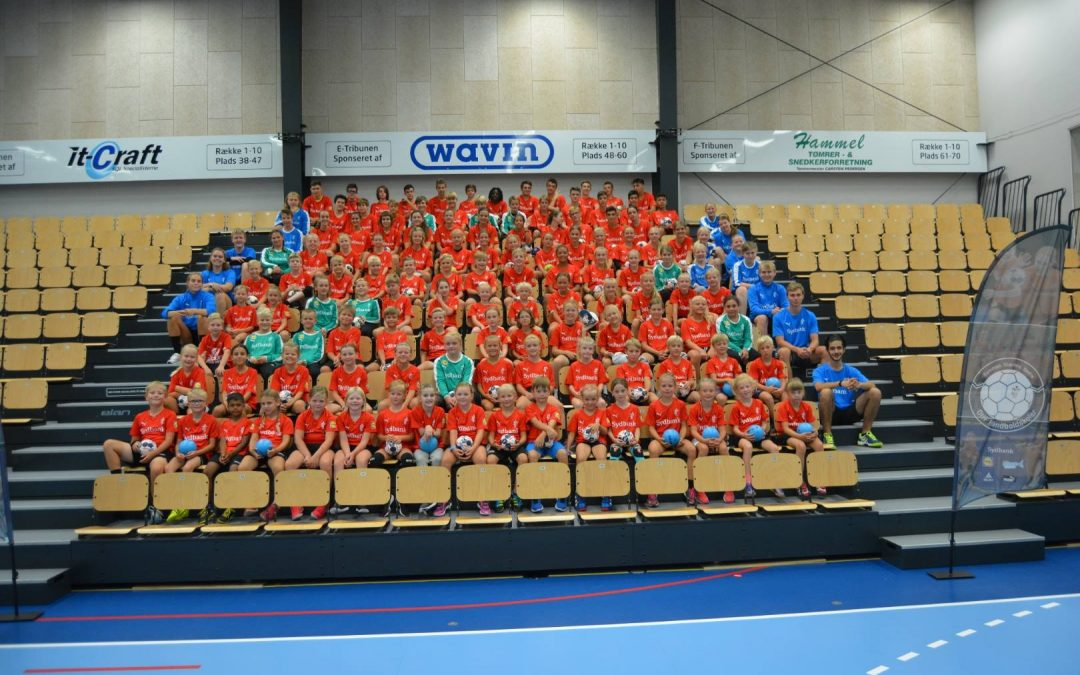 Håndboldskole 2019