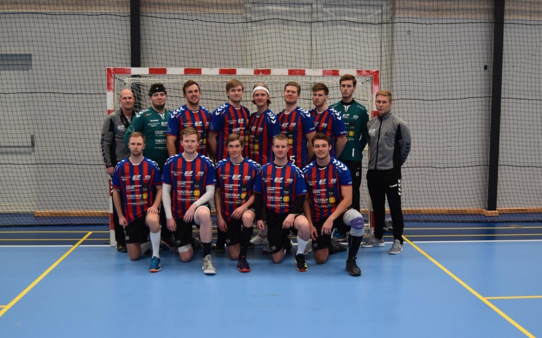 Hammel 3 div. herre møder Sønderjyske liga herre