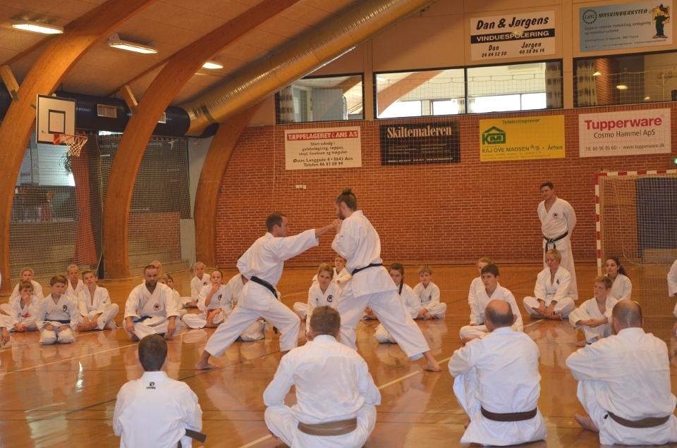 DWK Fællestræning i Thorsø