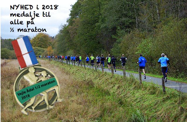 Vejle 1/2 Marathon