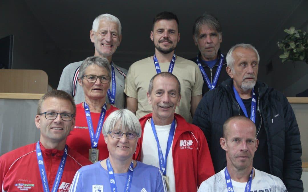Athen Marathon klubtur