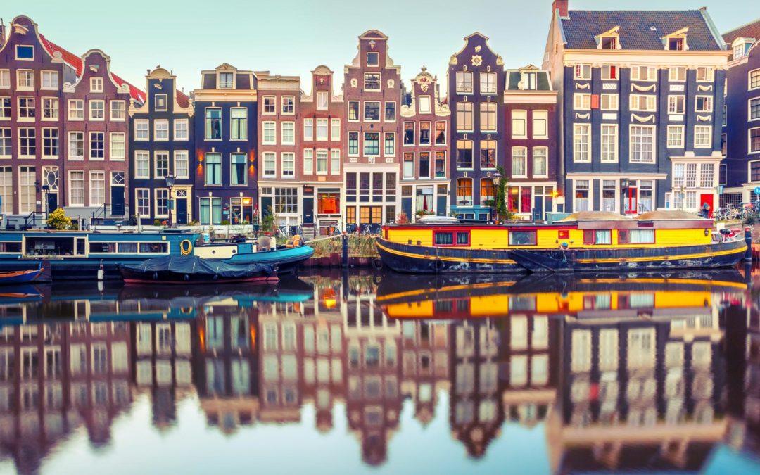 Amsterdam marathon tur 2019