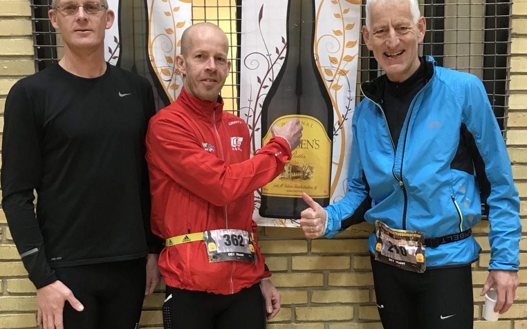 Dr. Nielsen Marathon 10 års jubilæums løb