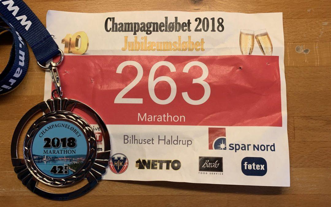 Champagne Marathon