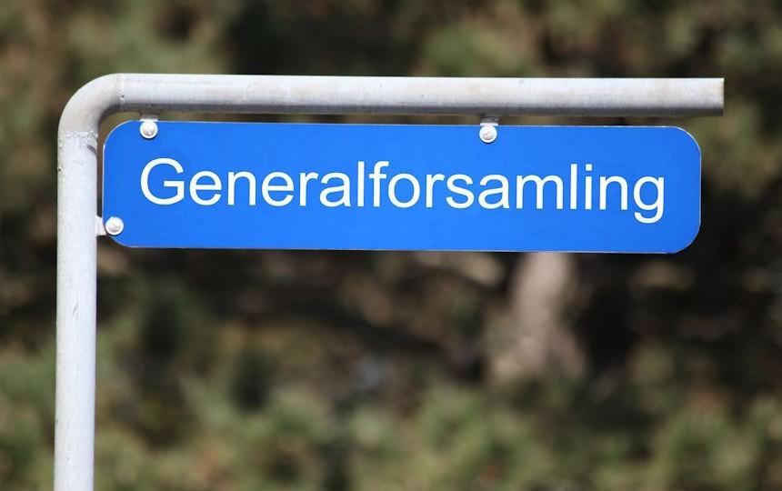 Indkaldelse til ordinær Generalforsamling
