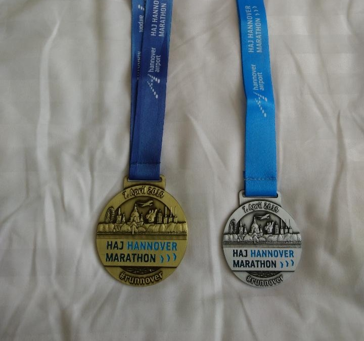 Hannover Marathon 1/1 & 1/2