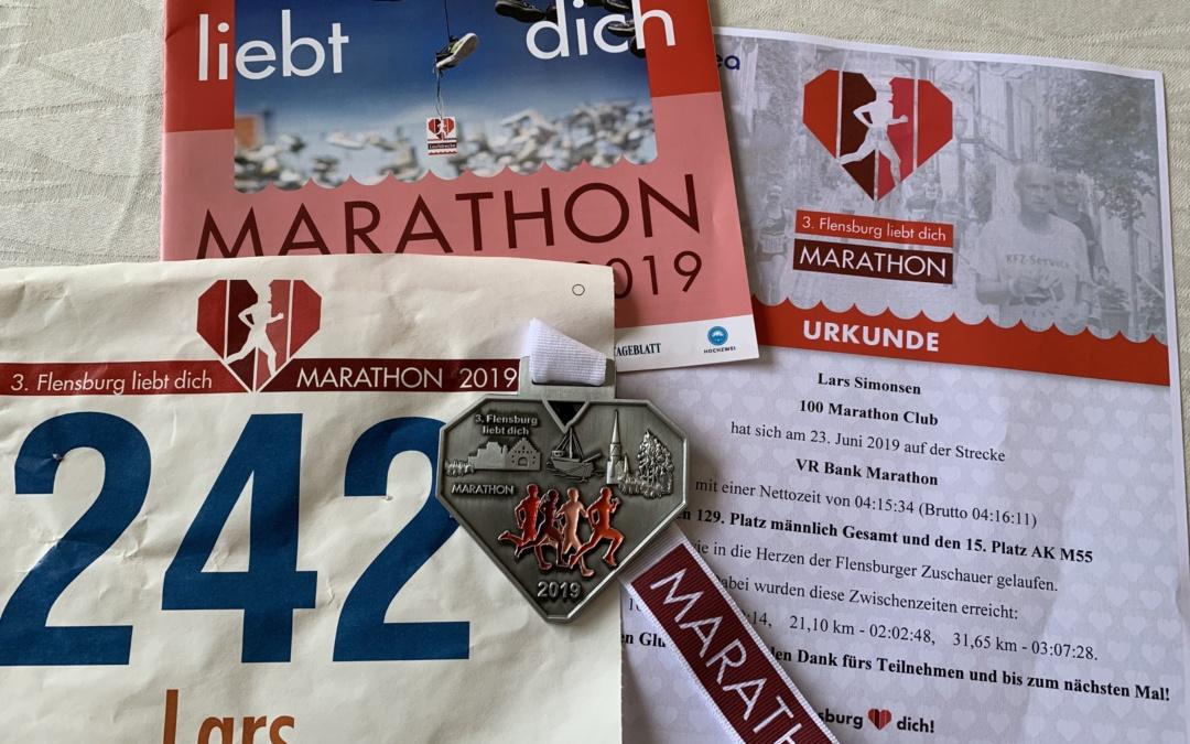 Flensborg Marathon 23 Juni