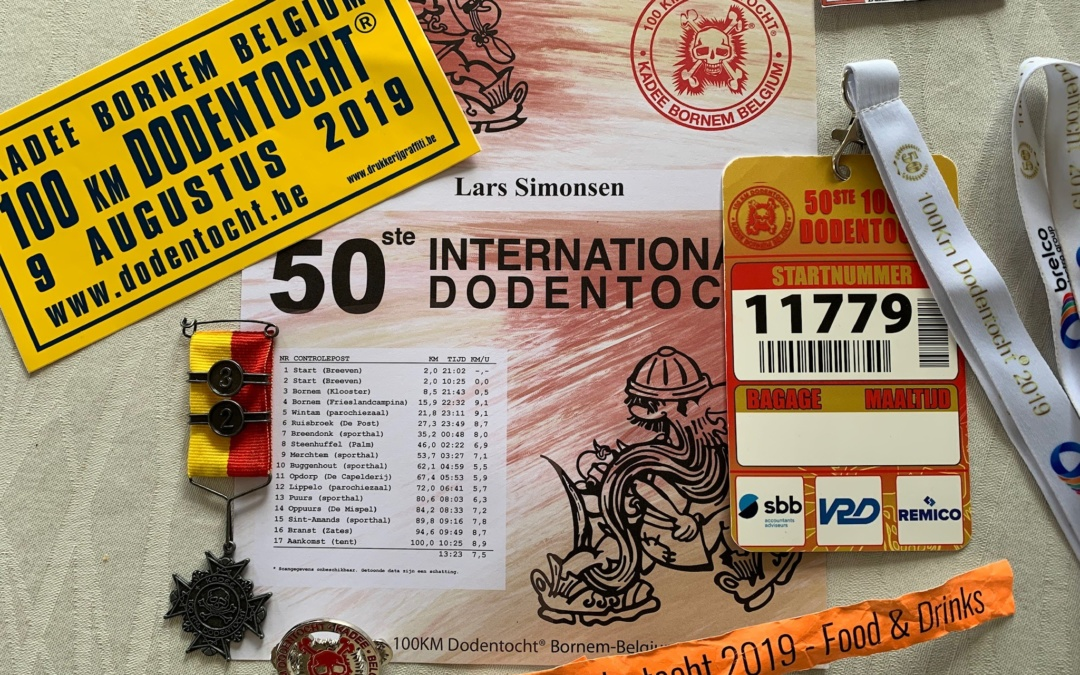 100 km Dodentocht