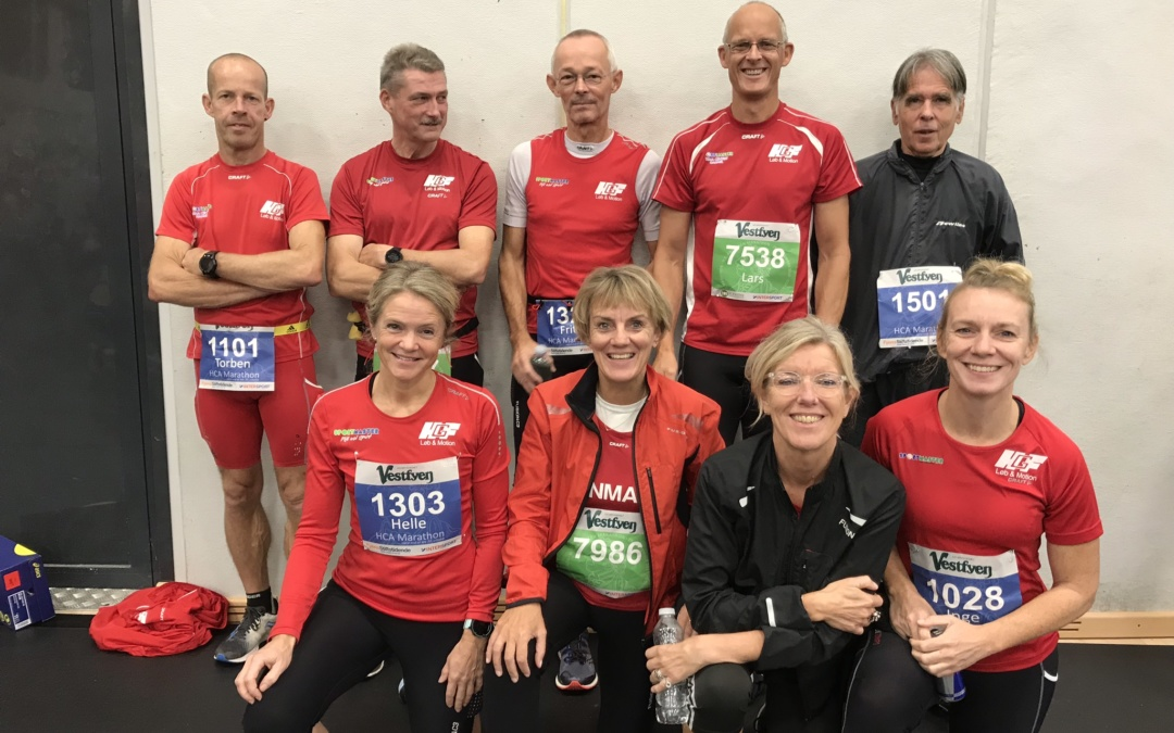 HCA Marathon i Odense