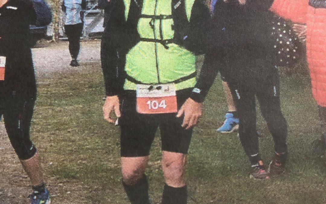 50 km løb på Læsø