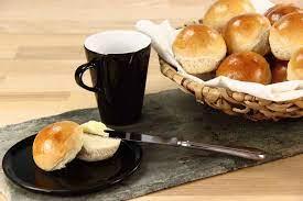 Søndags træningen med kaffe/the og boller.