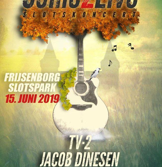 Slotskoncert på Frijsenborg