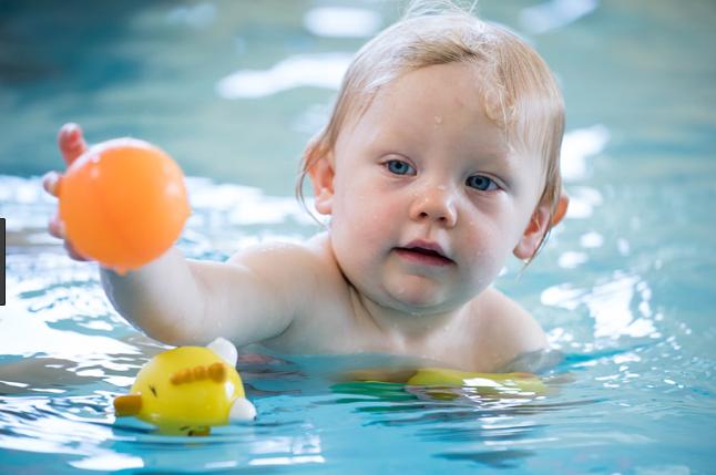 Sommersvømning