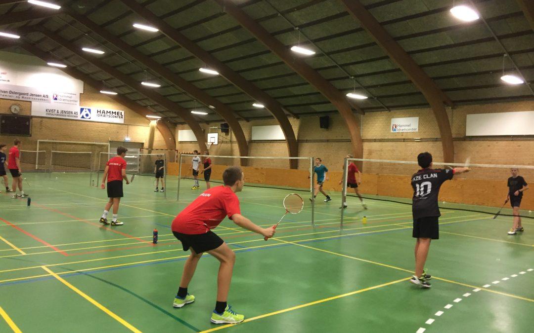 Danmarks Mesterskaberne 2019 for de ældste ungdomshold, henholdsvis U17 og U19.